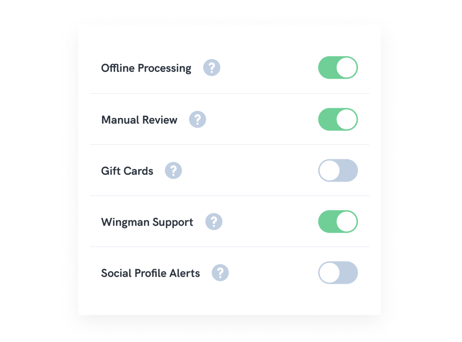 Release 1.7: Improved User Experience + Push Notification Settings